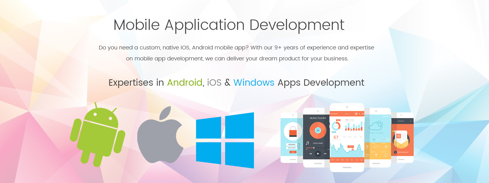 Web & Desktop Application Development in India